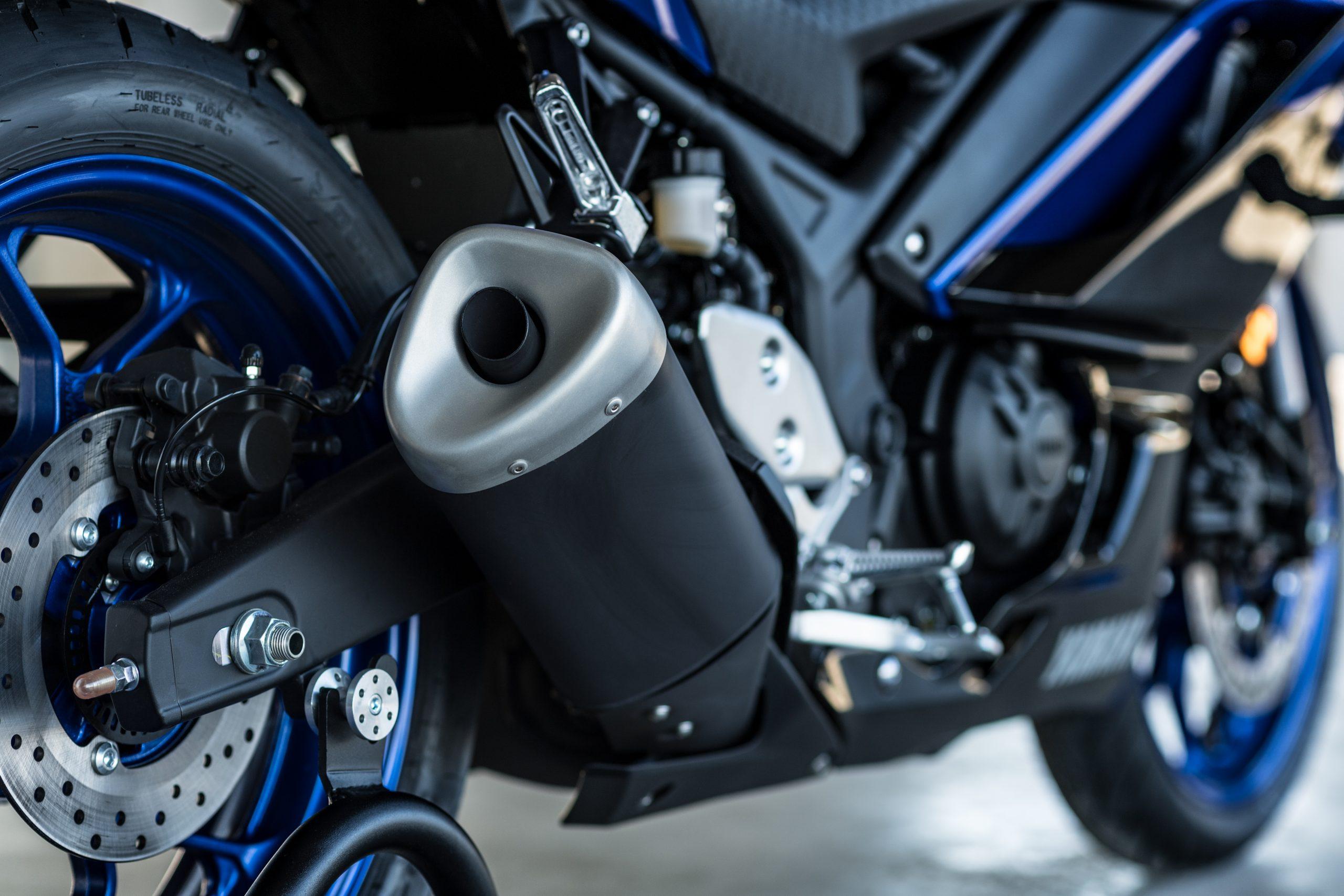 Yamaha R3 – 3