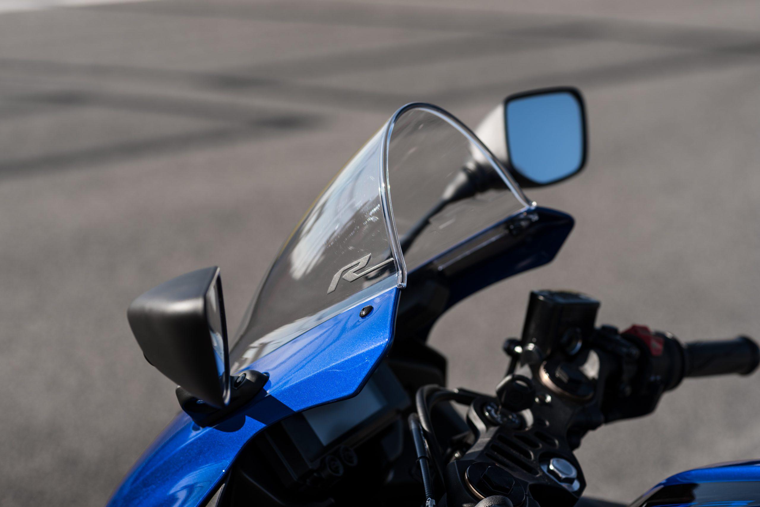 Yamaha R3 – 9