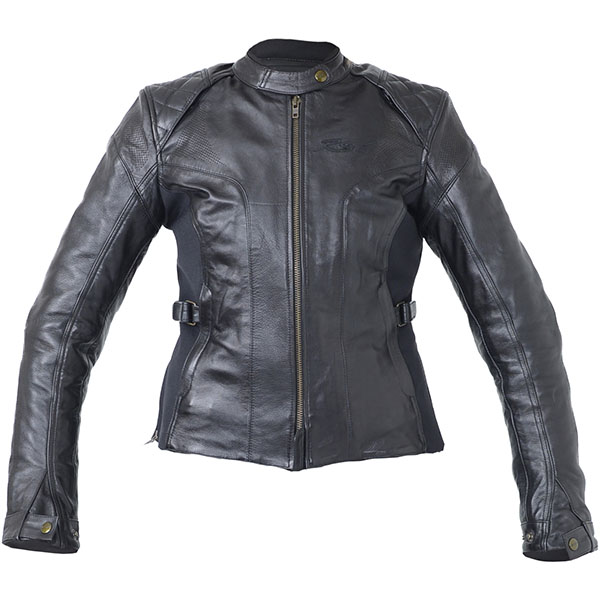 RST Ladies Kate Leather Motorcycle Jacket