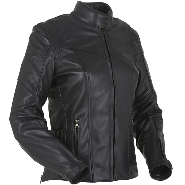 Furygan Bella Lady Leather Motorcycle Jacket