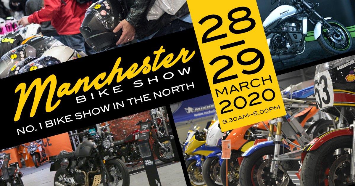 Manchester Bike Show 2020