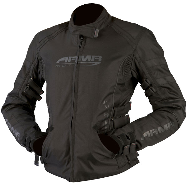 ARMR Moto Ladies Kami Textile Motorcycle Jacket