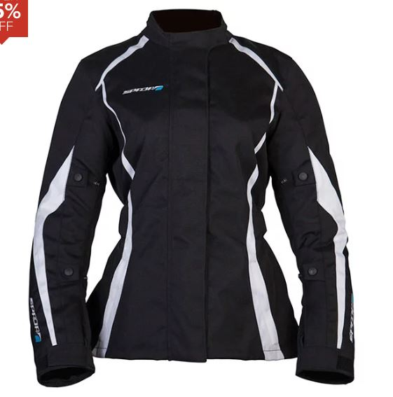 Spada Ladies Planet Textile Motorcycle Jacket