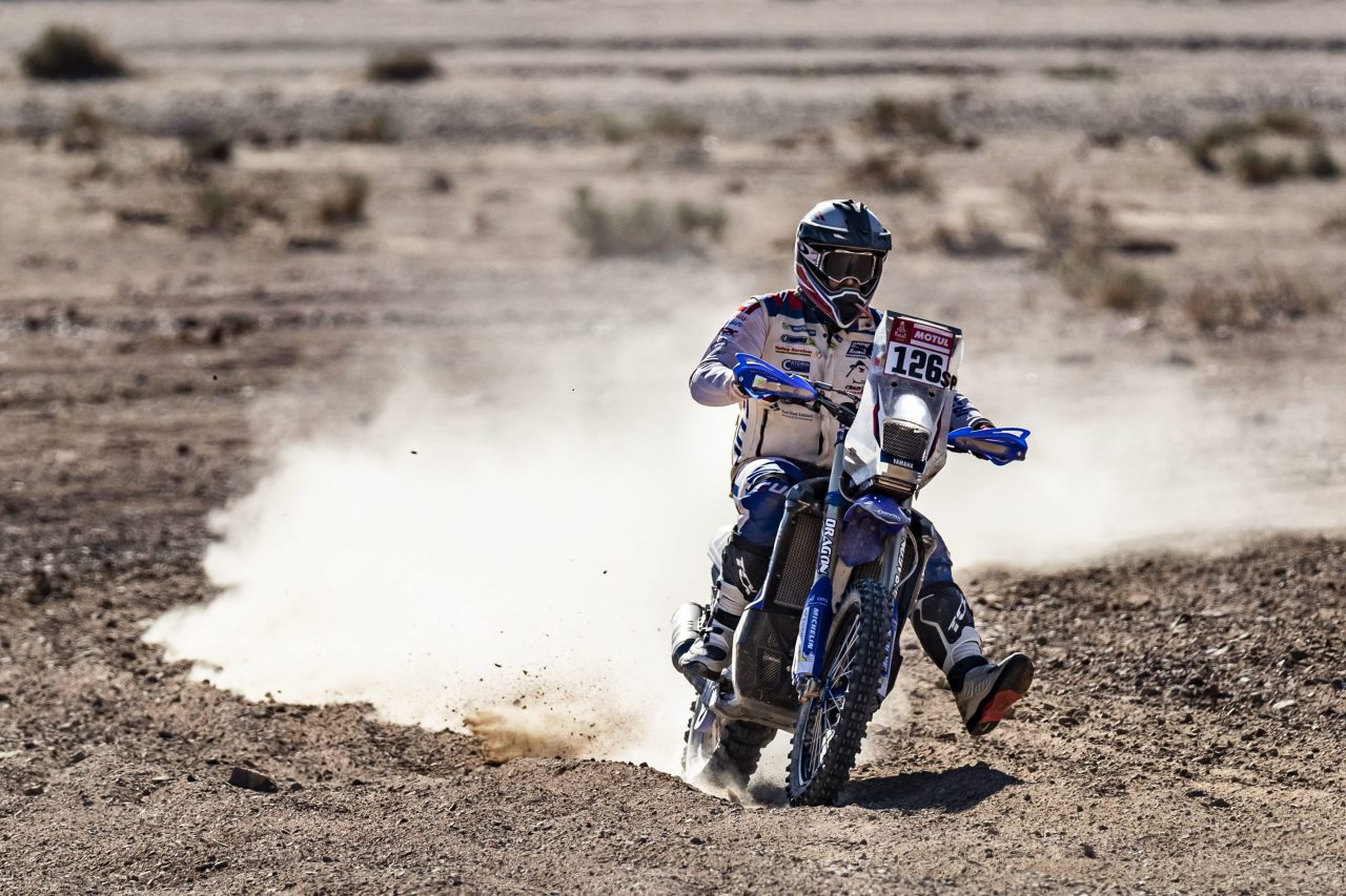 Simon Hewitt Dakar Rally 2020