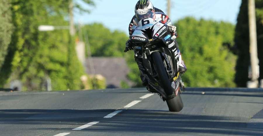 Michael Dunlop IOM TT 2016