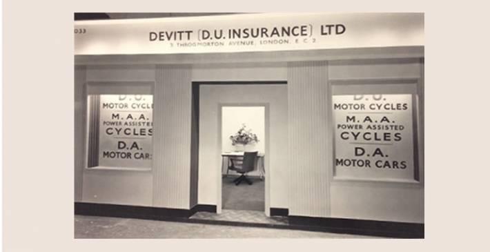 Devitt D.U Insurance LTD