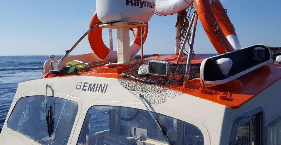 Gemini Charter Boat Fishing Isle of Man