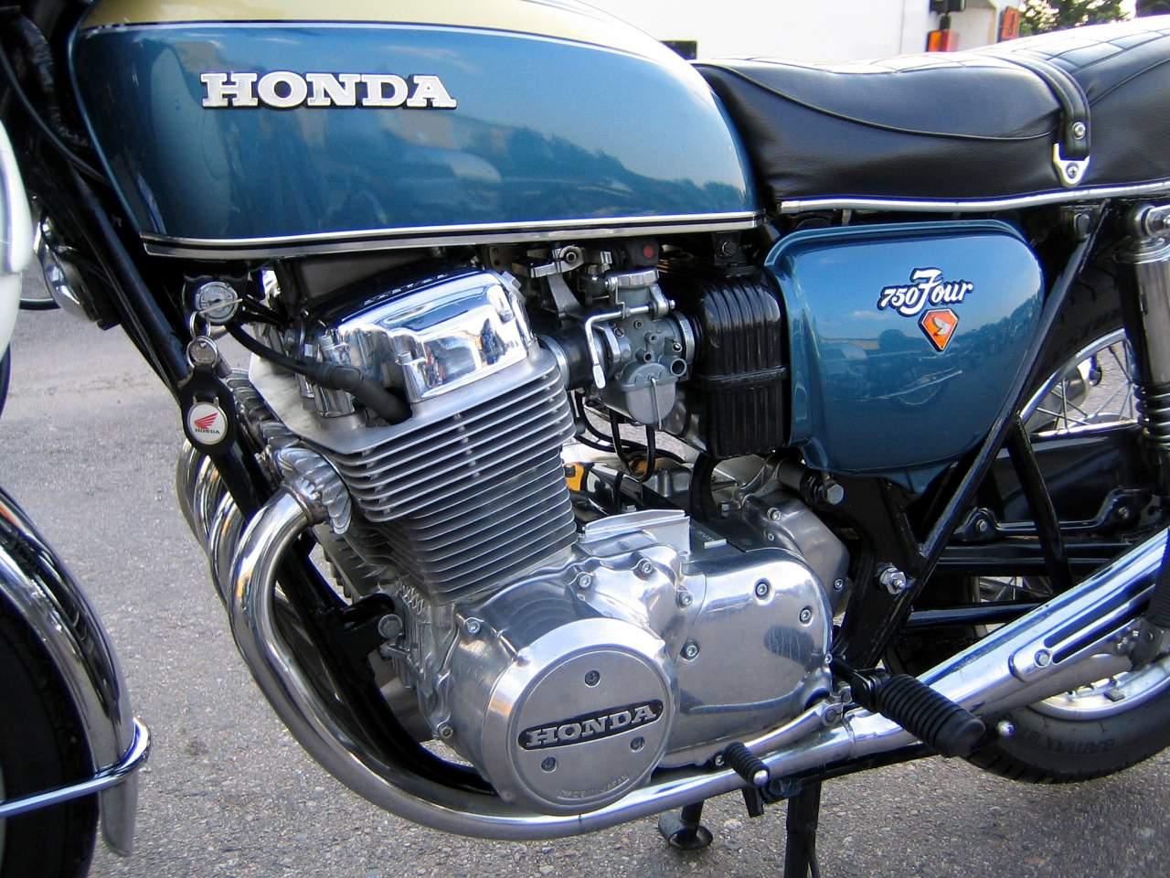 Honda CB750 Engine