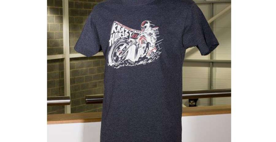 Krazy Horse Wall of Death tee