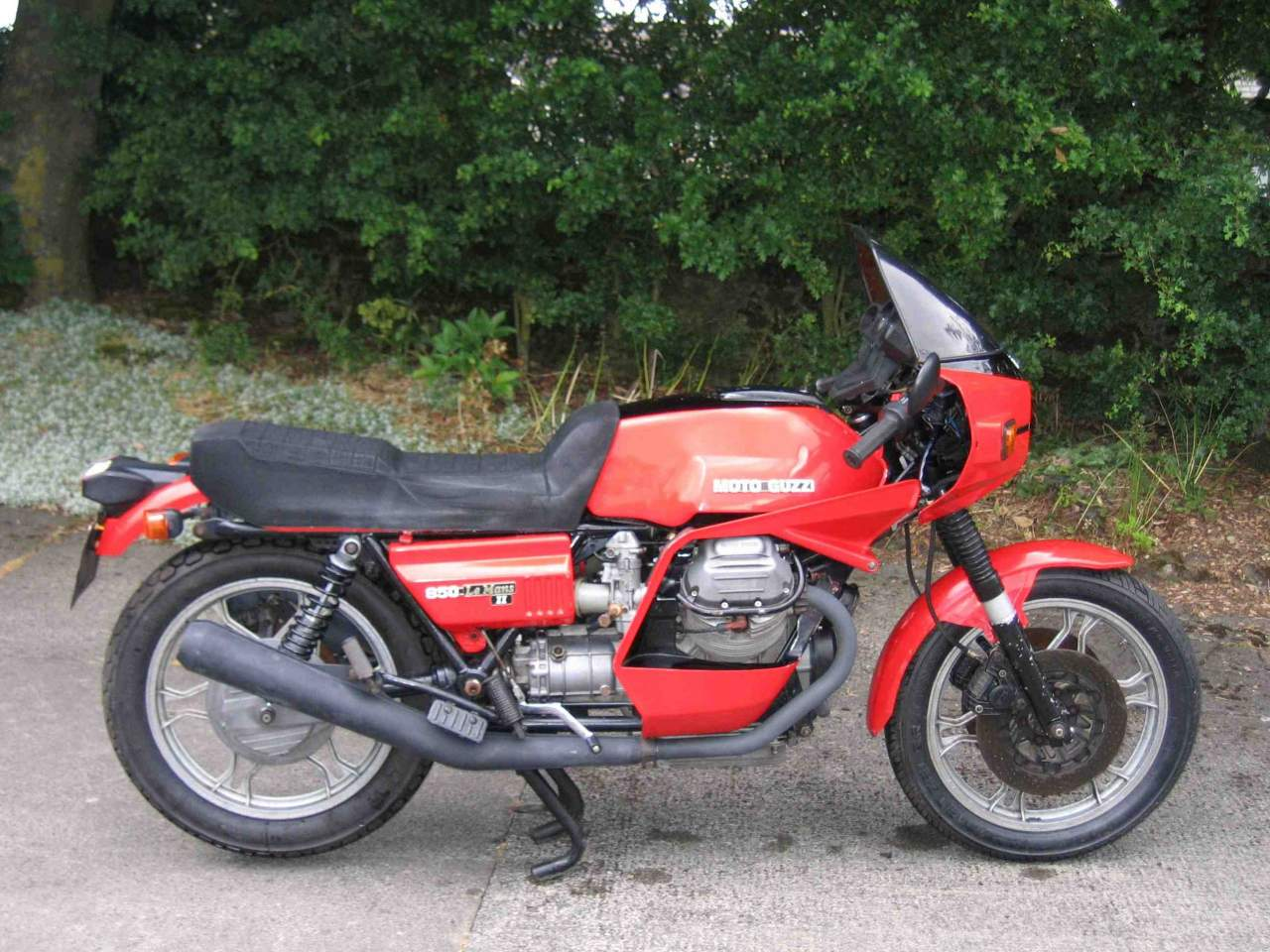 Moto Guzzi Le MK II