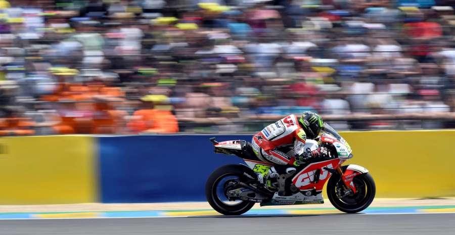 MotoGP 2016 Round Five: Le Mans, France