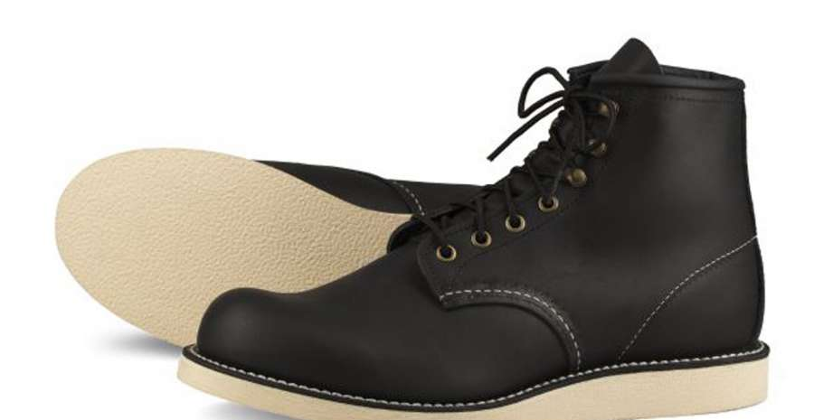 Red Wing Lace Up
