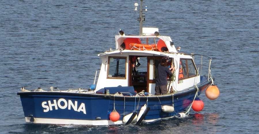 Shona Boat Trips From Port Erin FB