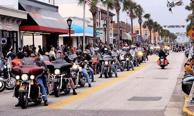 Daytona Beach Week