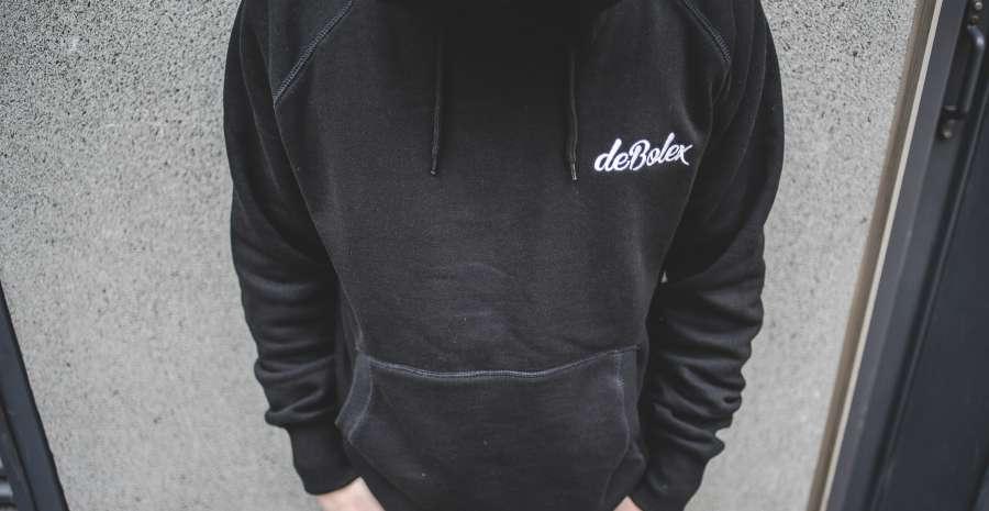 deBolex hoodie