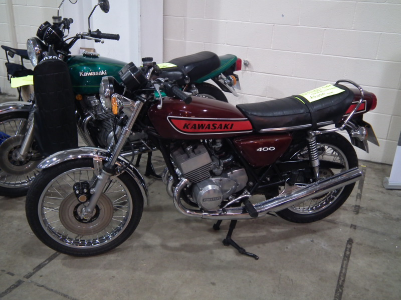 Kawasaki Triple