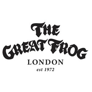 the great frog logo