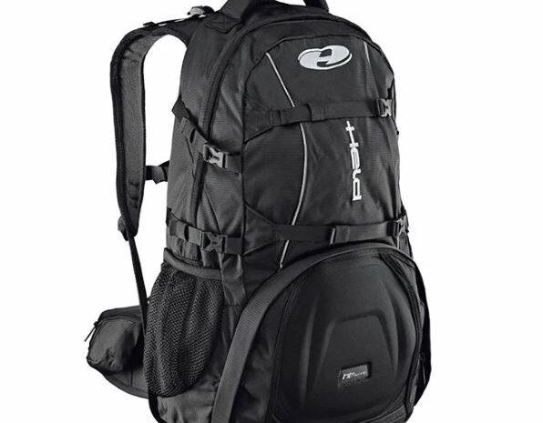 held backpack
