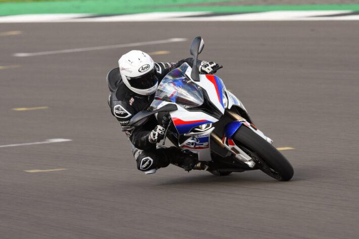 BMW S1000RR Track Test