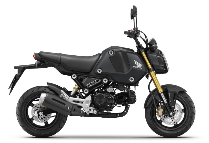 First Look: Honda MSX125 Grom