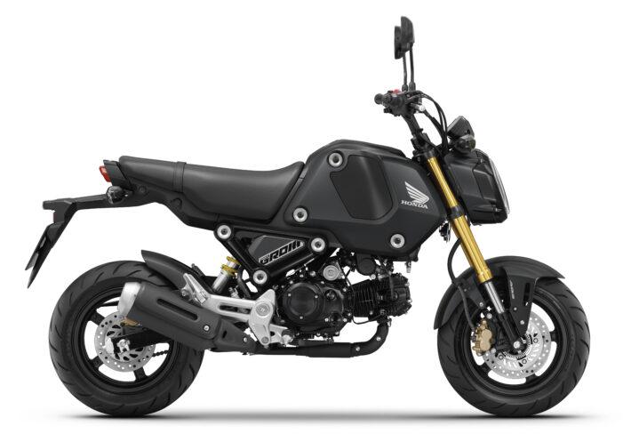 First Look: Honda MSX125 Grom