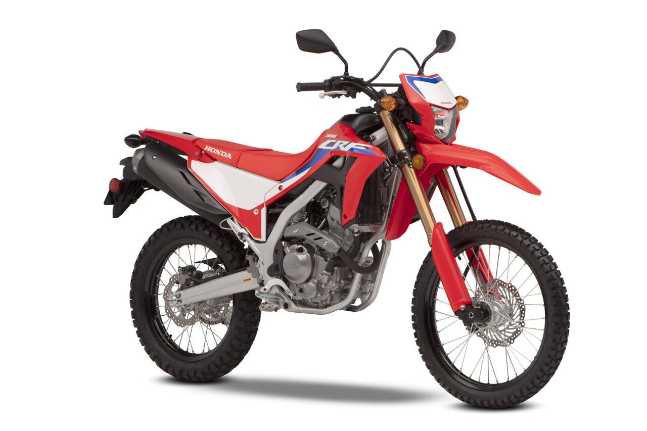Motorbike types, Enduro, Honda CRF300L