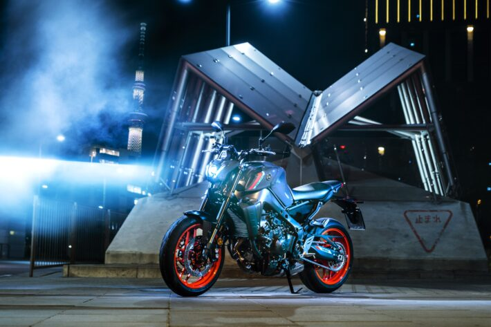 2021 Yamaha MT-09 revealed