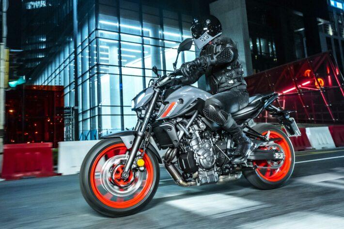 2021 Yamaha MT-07 released