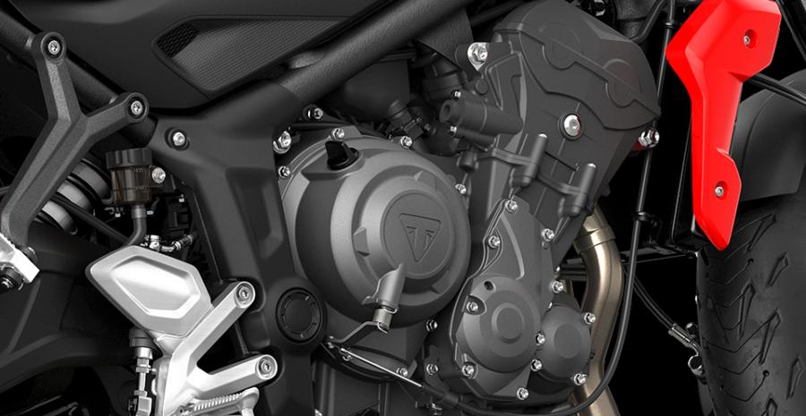 Trident—Engine-Rear