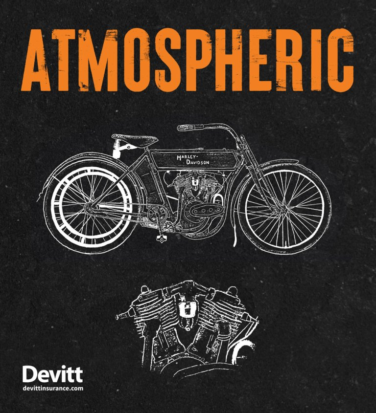 Harley-Davidson Atmospheric