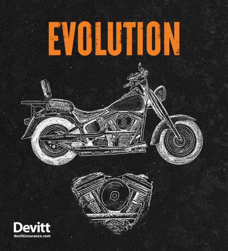 Harley-Davidson Evolution