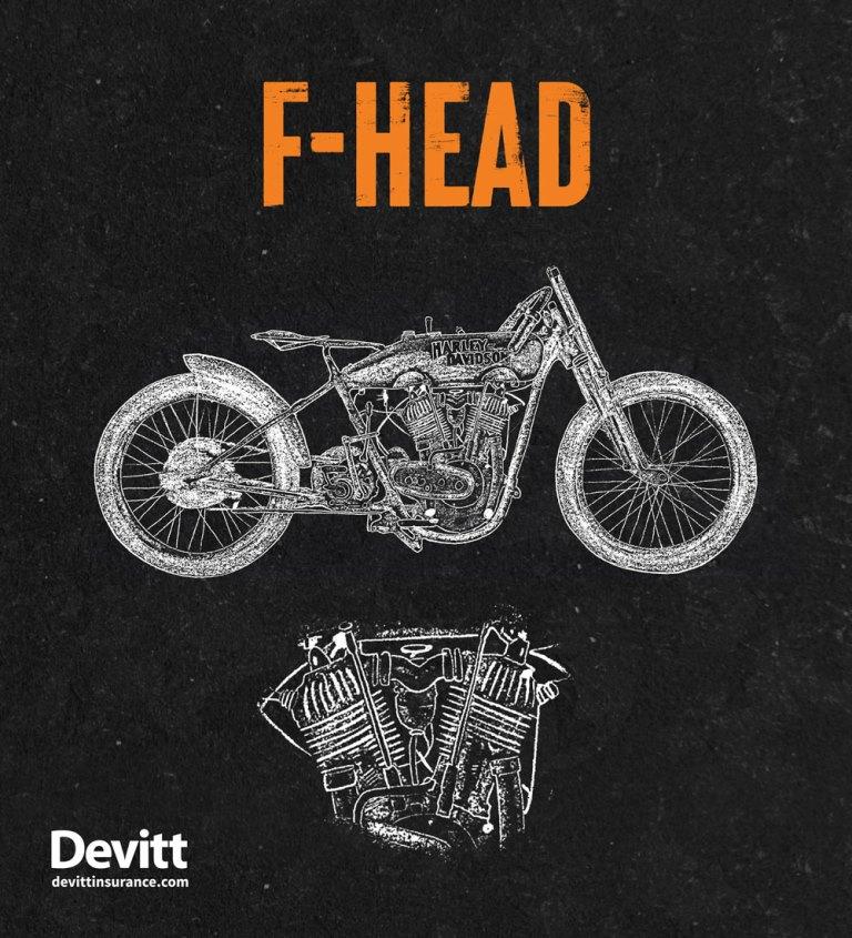 Harley Davidson F-Head