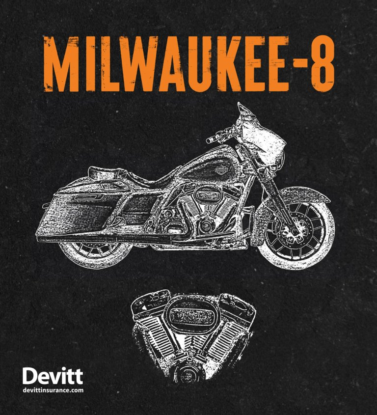Harley-Davidson Milwaukee-8