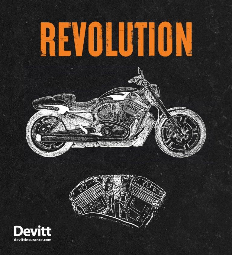 Harley-Davidson Revolution