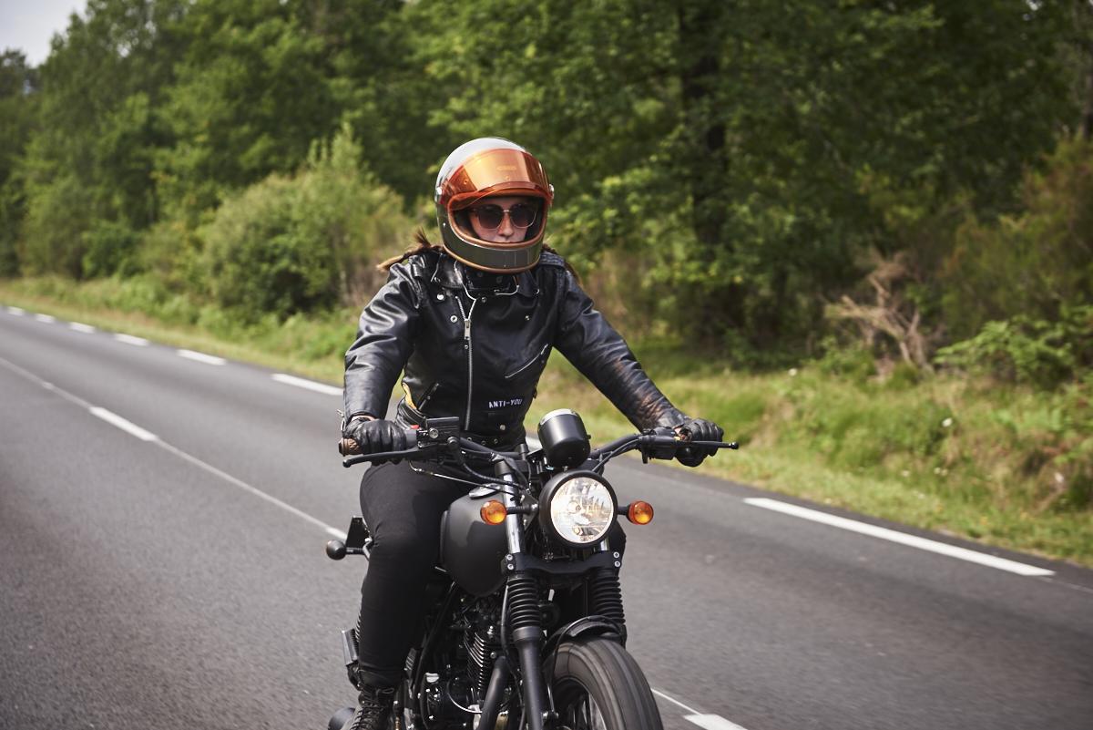IAM advanced rider