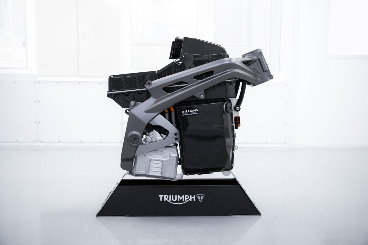 Triumph TE 1