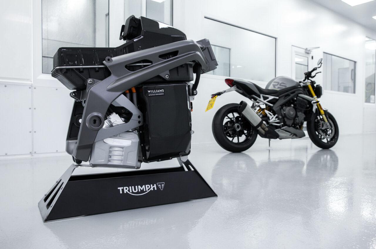 Project Triumph TE 1