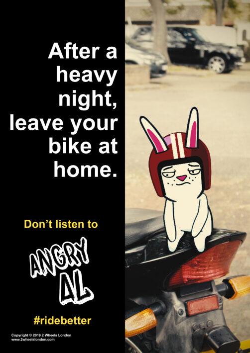Angry Al Poster