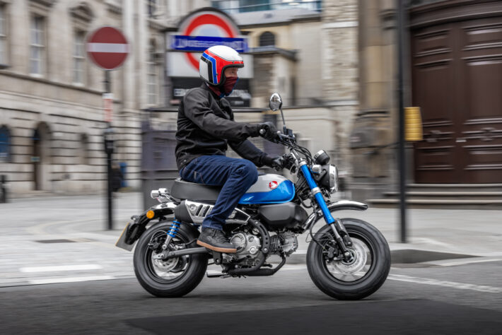 2022 Honda Monkey 125