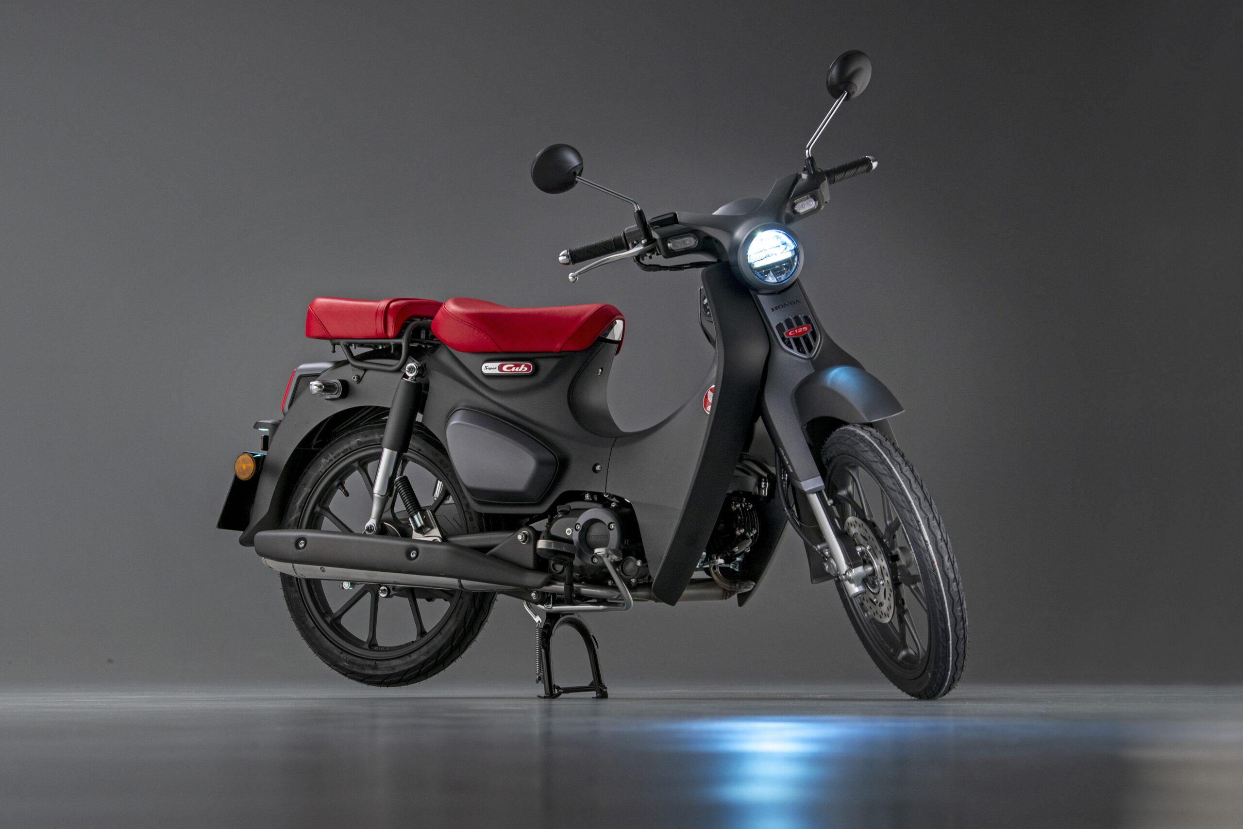 2022 Honda Super Cub 125