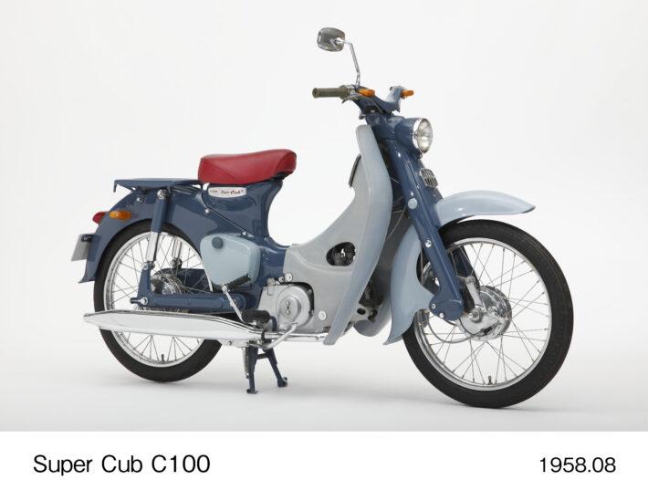 1958 Honda Super Cub