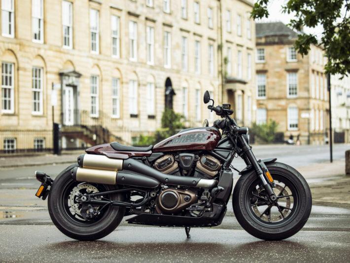 2022 Harley-Davidson Sportster S