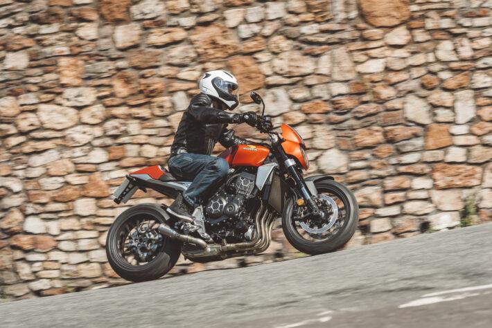 Honda UK CB1000R