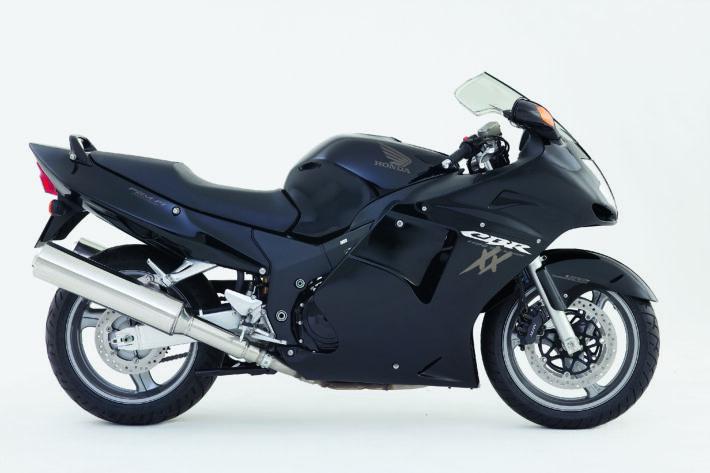 CBR1100 XX Super Blackbird