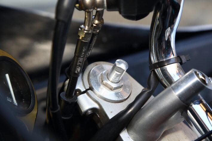 Fork Suspension Adjuster